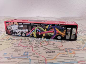Rietze RVK Lion's City Museumsbus (66278)