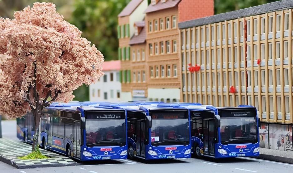 busbetriebshof.de Sondermodell Rietze 72796-1 Köln