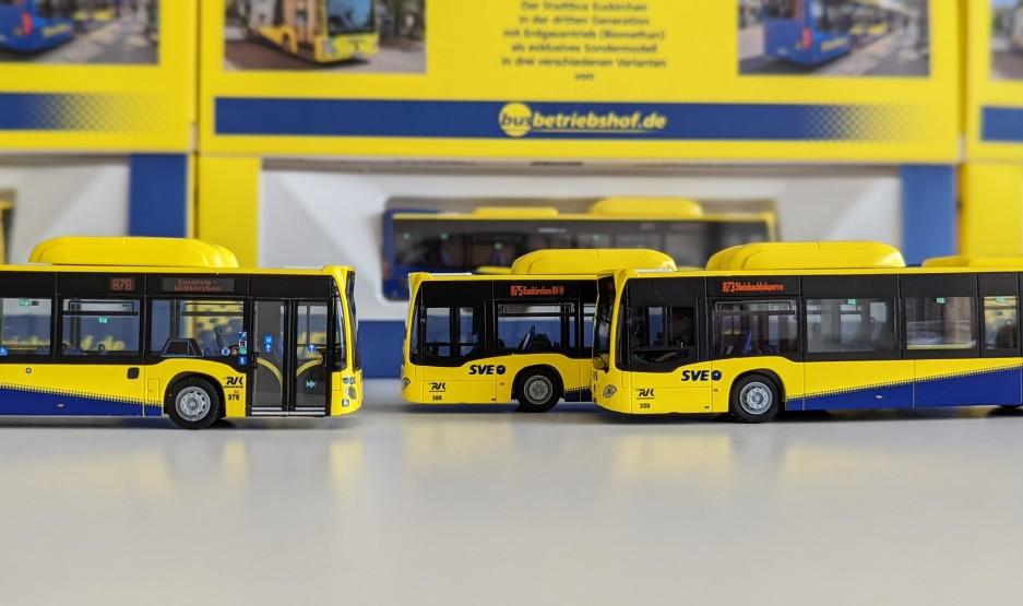 Modellbus Köln